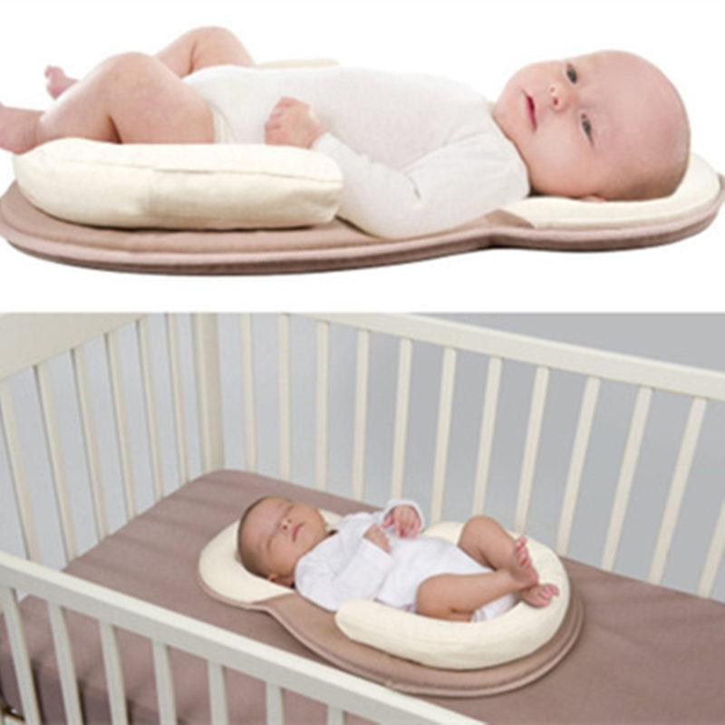 Comfortable Baby Pillow Infant Toddler Sleep Position