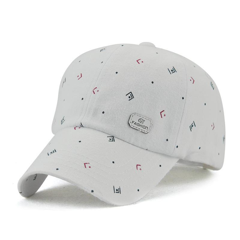New Ladies Outdoor Caps 2018 Classic Brand Fashion Cotton Hats  Casual Street Style Adjustable Caps High Quality Ball Caps Four Colors  Flexfit Hats For Men ... 74df2c43e76