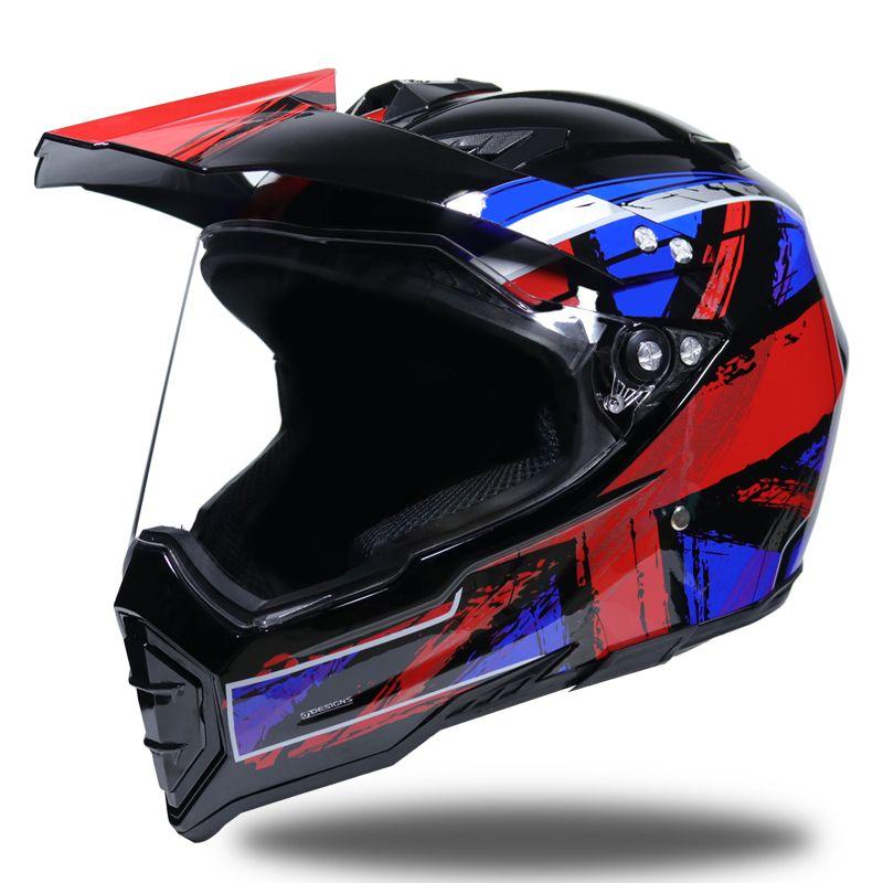 Acheter Casque Motocross Casque Cross Moto Atv Mtb Downhill Avec