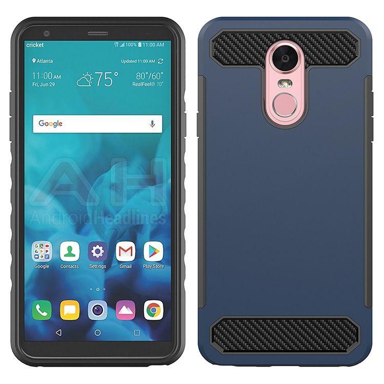 Carcasas de lujo del teléfono celular de lujo de la fibra resistente de carbono Defender PC TPU para Iphone X 7 7 plus 6 más 6