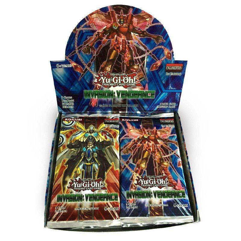 2018 Christmas Gifts English Version Yugioh Cards Yu Gi Oh Trading ...