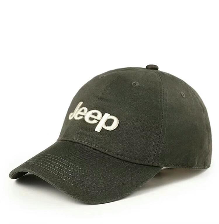 New Arrival Famous Designer JEEP Embroidery Cap Luxury Cotton Baseball Cap  Top Quality Outdoor Sport Ball Hat Fashion Strapback Hat Dad Cap Snapback  Caps ... 27c0f63f950