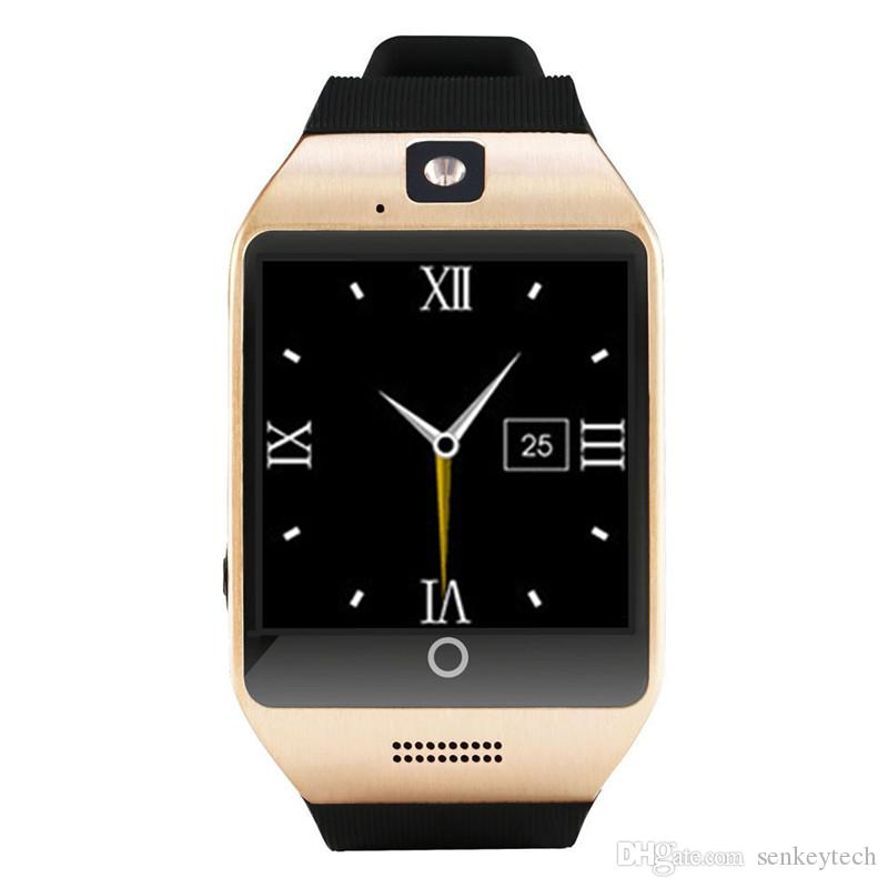 Android Samsung iphone için S18 Akıllı Saatler 1.54