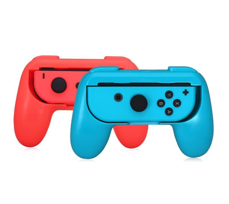 Switch Controller Grips Handle Bracket For Joy-Con NS N-Switch Console  Holder High Dustproof Joy-con Handle