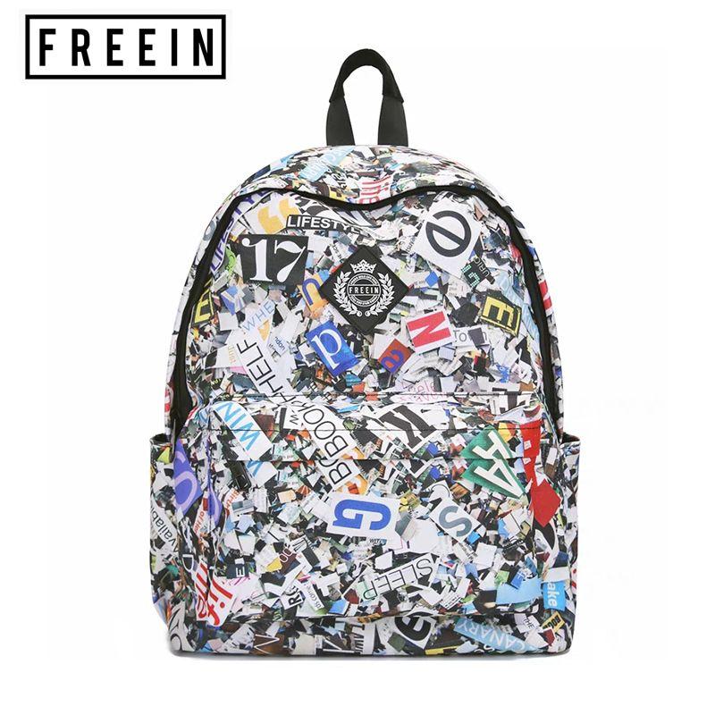 c50b78d24d95 Women s Backpack Waterproof Oxford Cloth Soft Inside Zipper Bag ...