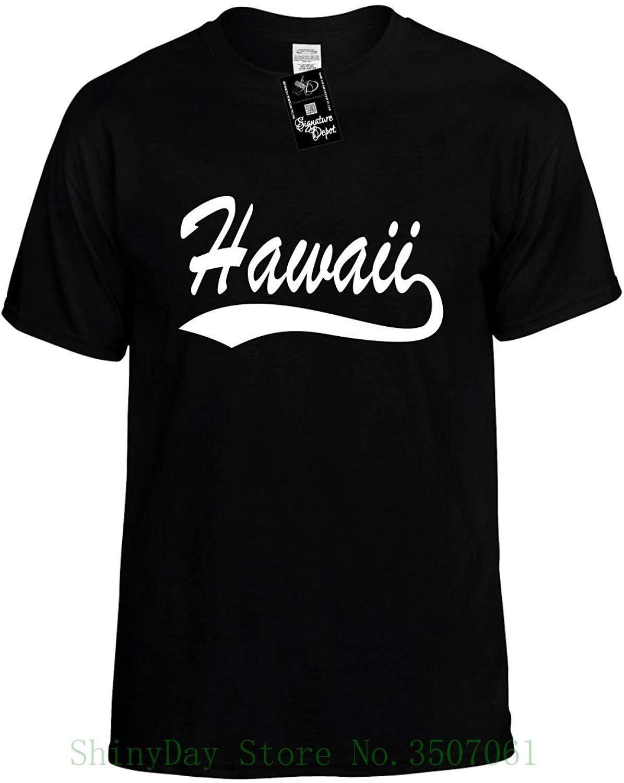 8fef7e43bc Mens Funny T Shirt Hawaii Baseball Font Hawaiian Unisex Shirt 2018 New  Fashion Brand Clothing Novelty Tee Shirts Awesome Shirt Designs From  Zhangjingxin34, ...