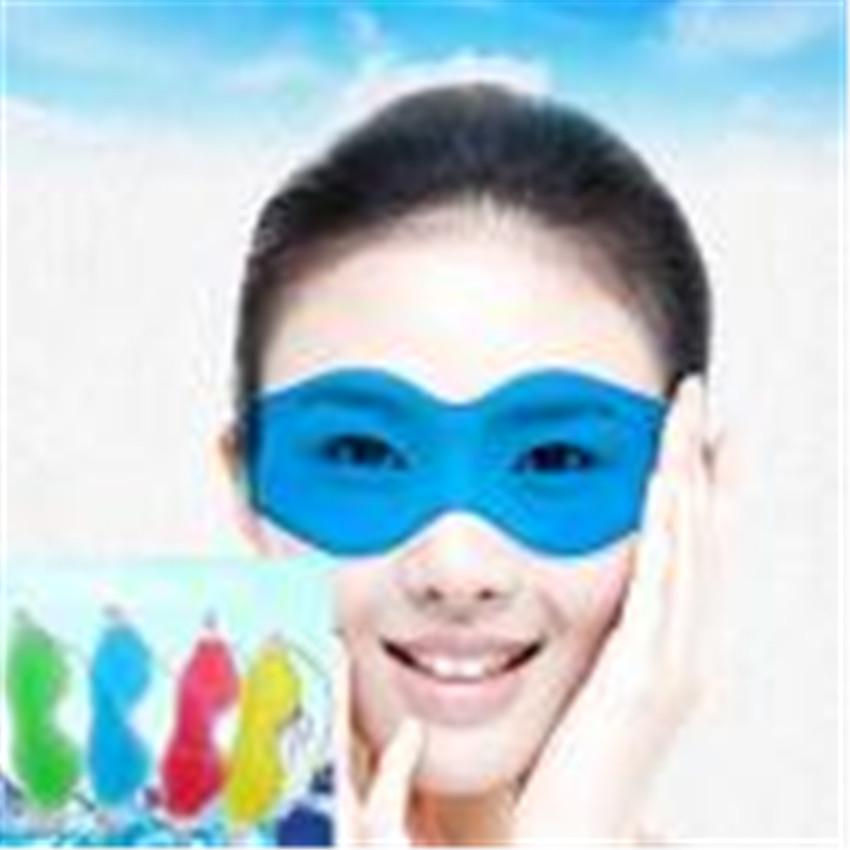 2018 Gel Cool Eye Mask Pack Warm Heat Soothing Tired Eyes Patch wonderful cover Gifts #0718