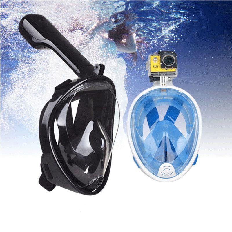 a2ccc0755 Compre Máscara De Snorkel Para Rosto Integral