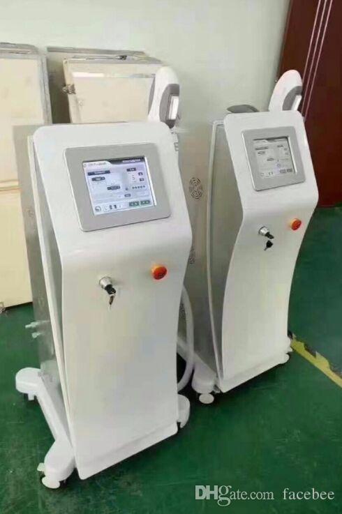 CE ECM LVD 빠른 영구 스파 살롱 ICE 다이오드 레이저 IPL OPT 머리 제거 기계 공장 가격 전문 고통을 승인