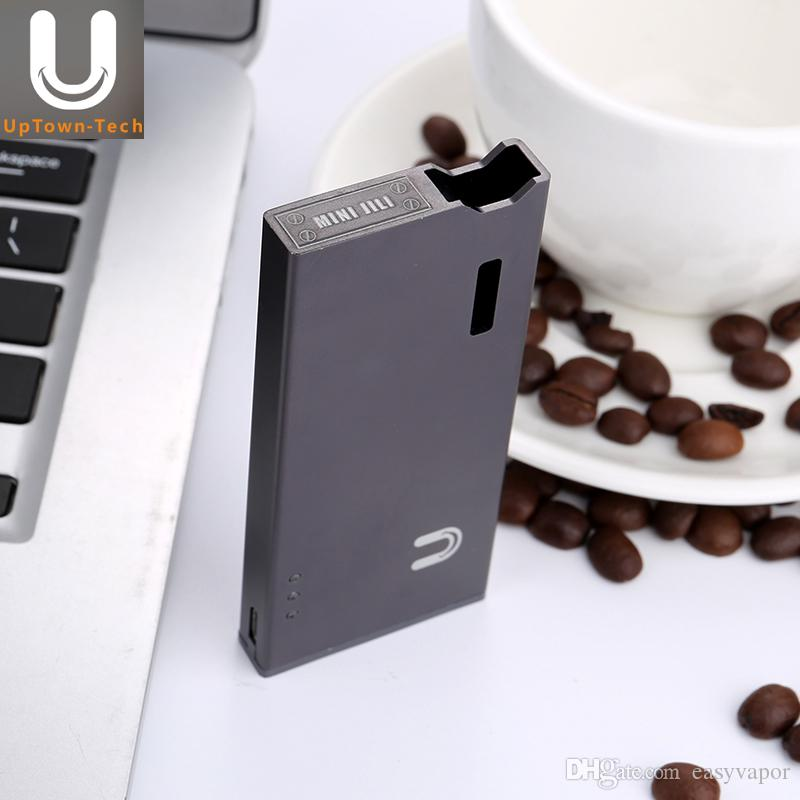 hot selling 2018 Groundbreaking new design original mini Jili box as power bank for j-u-u-l vapecharger box