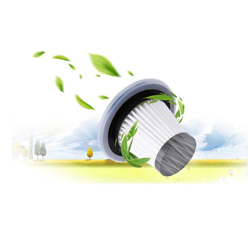 Newcar Araba Vakum 12 V 106 W WetDry Çift Kullanım Araba Elektrikli Süpürge Taşınabilir Araba El Elektrikli Süpürge Güç Kablosu