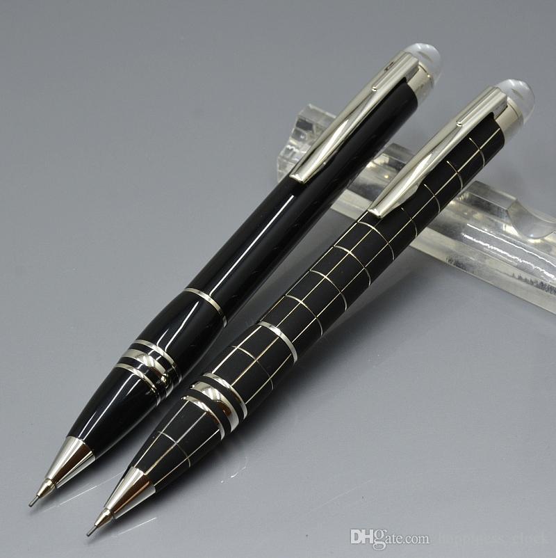 Luxury Mon marchio star-walke Crystal top matita matita meccanica cancelleria la scuola Forniture ufficio possono cancellare 0.7mm matite speciali di scrittura