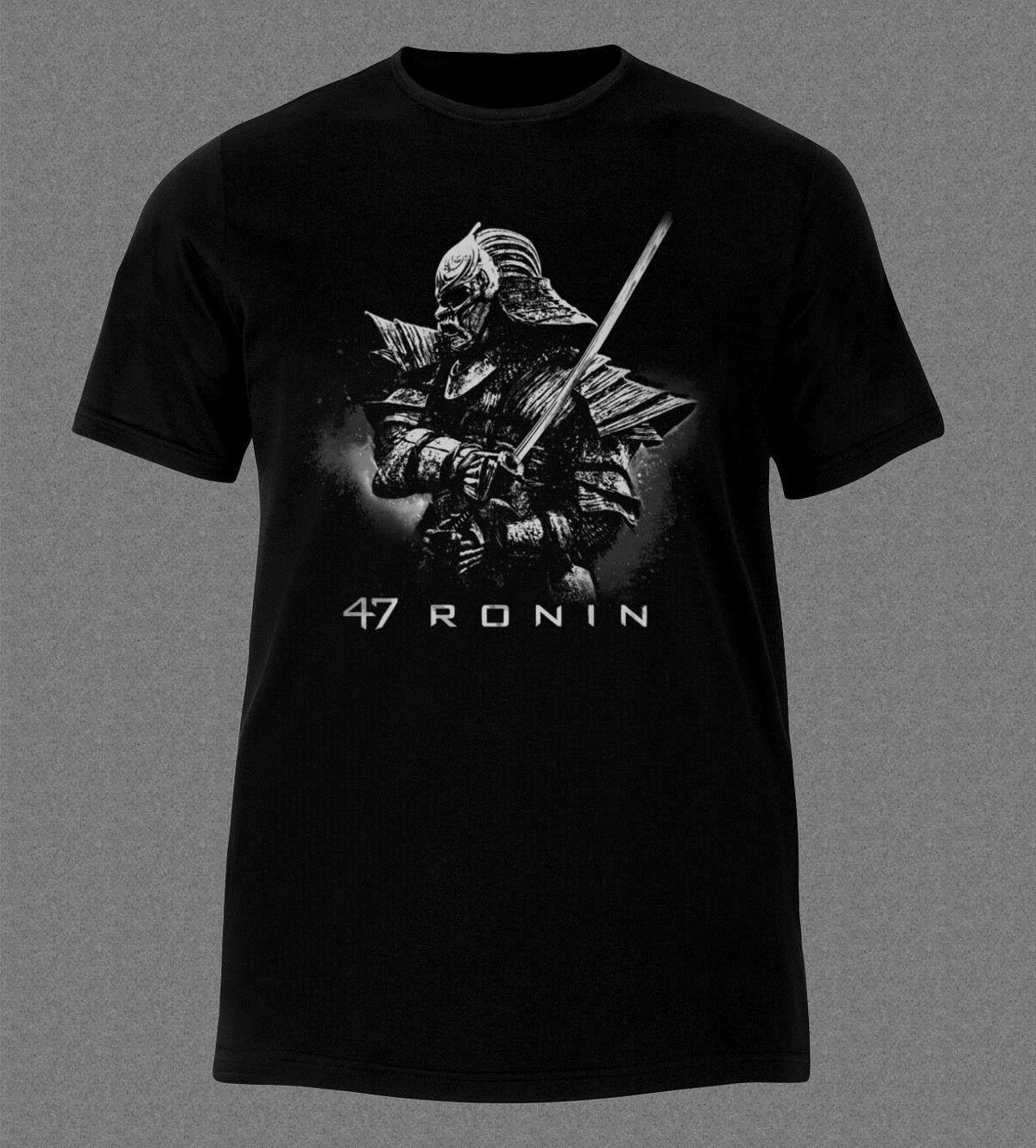 629e898d76d0 47 RONIN KEANU REEVES SAMURAI JAPAN CATANA FILM MOVIE T Shirt Men Clothing  Plus Size S M L Xl Xxl Designable T Shirts Buy Funny Shirts From  Amesion2505, ...