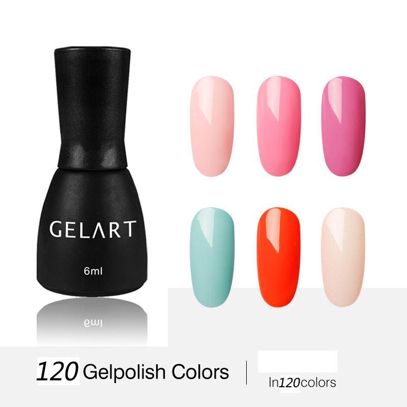 Wholesale Nail Art Gel Polish Blue,Pink,Nude,Orange Varnish Soak Off ...