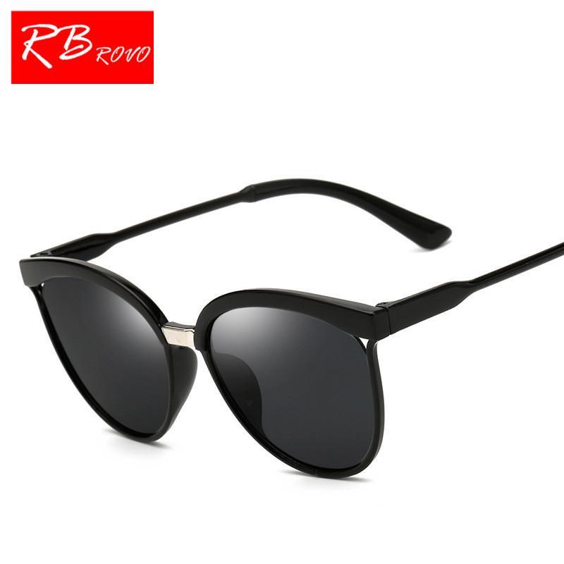 RBROVO 2018 Candies Brand Designer Cat Eye Sunglasses Women Luxury ...