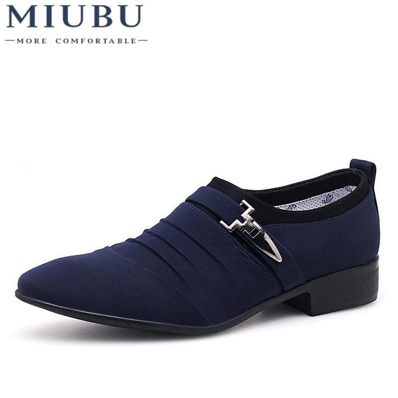 Schuhe Große Größe 48 Mode Leder Schuhe Männer Kleid Schuh Wies Oxfords Schuhe Für Männer Slop Auf Designer Luxus Männer Formale Schuhe 2018 Herrenschuhe