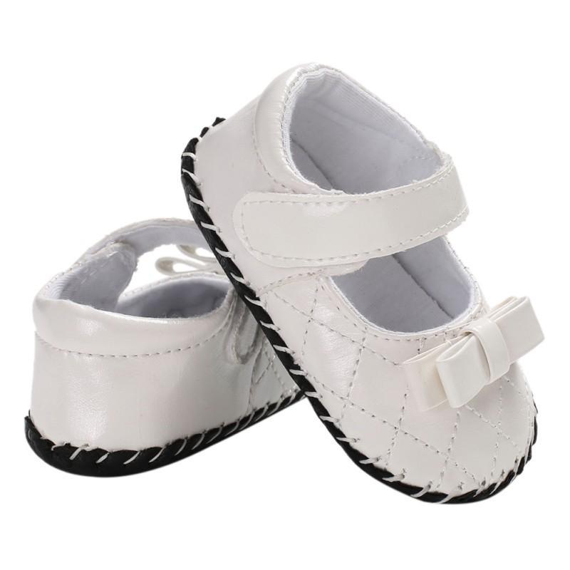 Mutter & Kinder Kleinkind Baby Schuhe Newborn Kid Mädchen Schmetterling-knoten Weiche Sohlen Prinzessin Krippe Schuhe Prewalker Babyschuhe