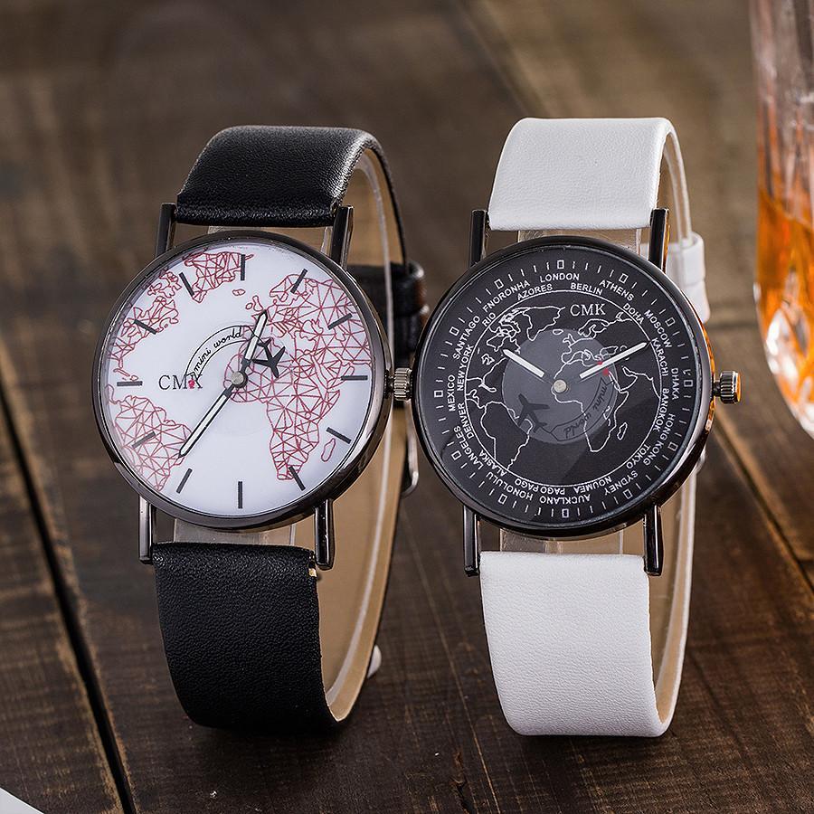Cmk Neue Mode Männer Uhr Klassische Luxus Damen Kleid Frauen Uhren Leder Quarz Armbanduhren Uhr Reloj Mujer Montre Femme Uhren