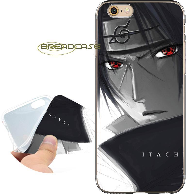 015bebe54d5 Protectores Para Celulares Fundas De Funda De Anime Naruto Itachi Para  IPhone 10 X 7 8 6S 6 Plus 5S 5 SE 5C 4S 4 IPod Touch 6 5 Funda De Silicona  ...