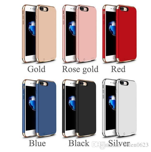 factory authentic e723c 64997 Best Lux Mobile Battery case For X XS XR Max 6.5 3in1 Ultra Thin Luxury  Matte Plating Metal Texture phone case for iphone 6 6S 7 8 Plus