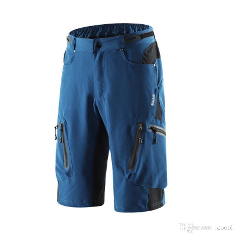 Wholesale Men s Outdoor Sports Cycling Shorts MTB Downhill Shorts ... e480bb10d
