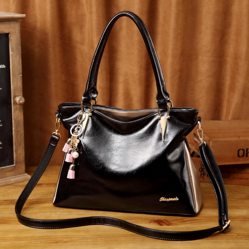 Designer Handbags High Quality Genuine Leather Bags For Women Messenger bucket girls bags children Shoulder Hobo Bags Ladies T13