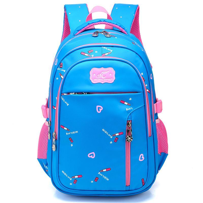 Children School Bags 2018 Hot New Teenagers Boys Girls Big Capacity School  Backpack Waterproof Satchel Kids Book Bag Cheap Bags Shoulder Bags For  Women From ... 4b4a0417aaad0