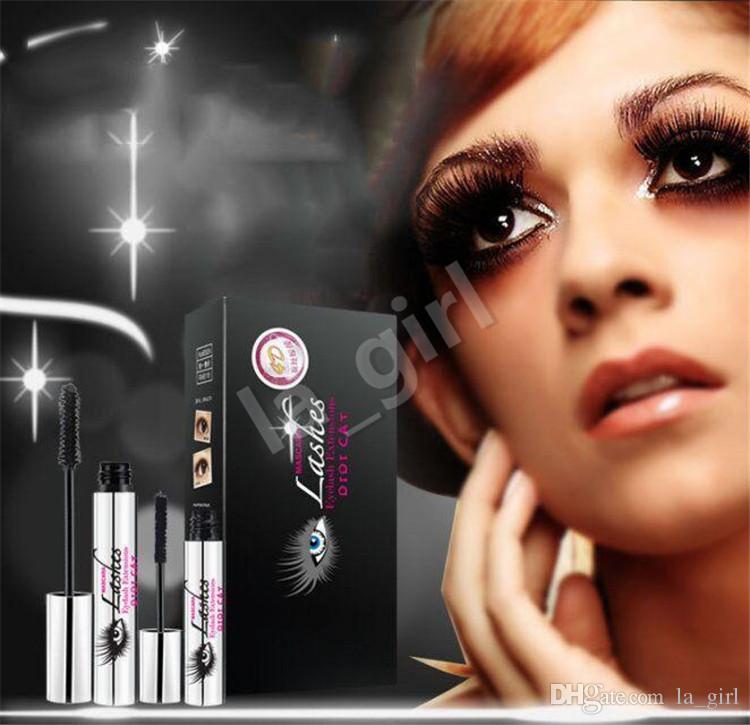 DIDI Cat Makeup 4D Silkworm Lashes Mascara Waterproof 4D Beauty Curling Eyelash Cosmetic for Women