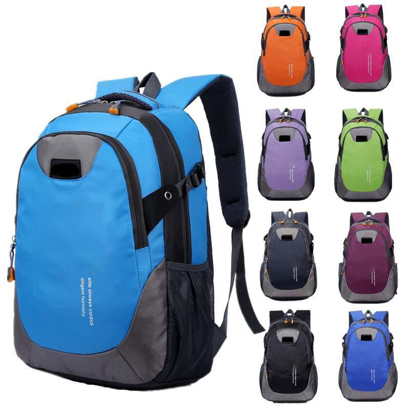 294041756a Arsmundi Outdoor Couple Backpack Oxford Waterproof Mountaineering Travel  Bag Multifunction Male And Female Student School Bags Waterproof Backpack  Kids ...
