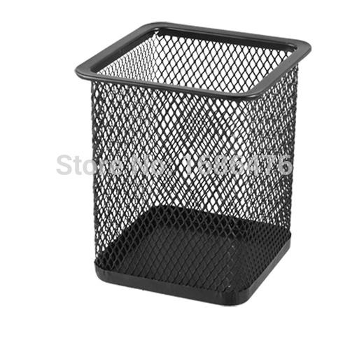 Whole Rectangular Mesh Style Pen Ruler Holder Desk Organizer For Home Office Watches Socks Drawers With