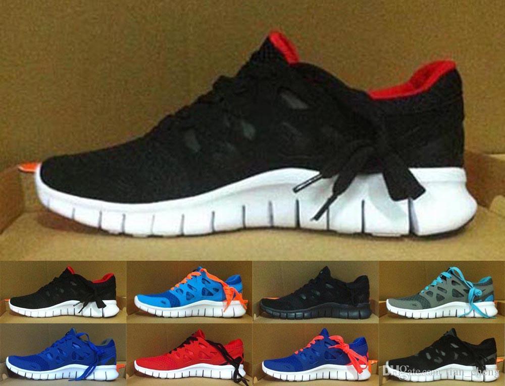 huge discount a3c27 97d86 Acheter Nouvelle Free Run 2.0 Hommes Chaussures De Course Chaussures De  Sport Formateurs 4.0 Femmes Chaussures De Sport De  59.21 Du Tian cheng    DHgate.Com