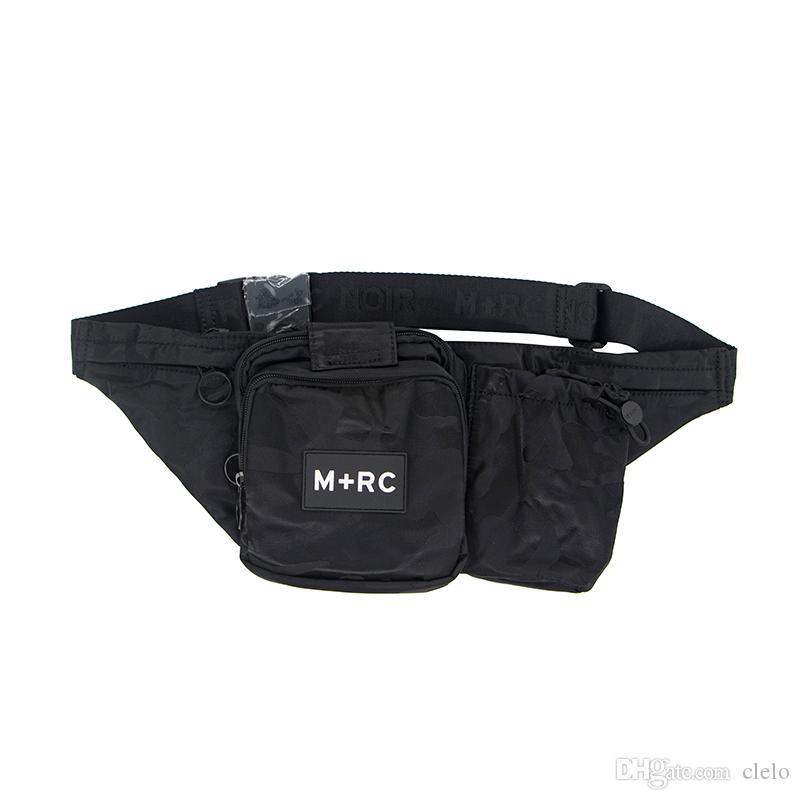 c5a19ddff78 Brand New M+RC NOIR RR Waistbag Cross Body Waist Bag Pack Chest Pack ...