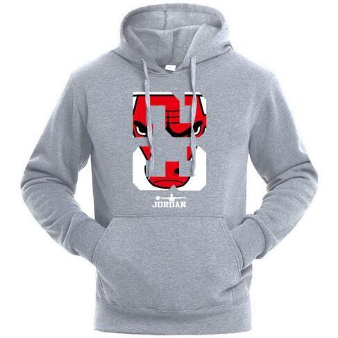 2d57303762e7 2018 Brand New Men Hoodies Sweatshirt Solid Color Print Trend ...
