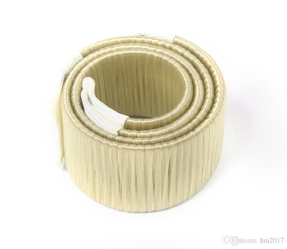 8 ألوان diy صناع كعكة سهلة braiders مرونة هيرباند الكعك العقدة ماجيك ماجيك تصفيف الشعر أدوات