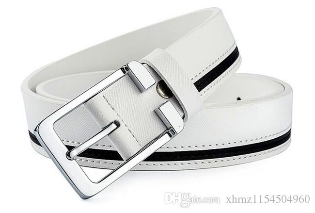5727d2b651b The Latest Hot Style Bovine Leather Belts for Men And Women