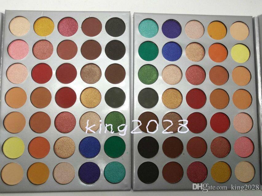 في المخزون والشحن المجاني للماكياج Eyeshadow Palette The Palette EyeShadow 3 5 ألوان ماكياج مجموعة.
