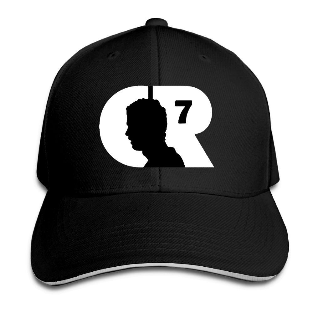 dc28c1cfd87bb Baseball Cap Cristiano Ronaldo CR7 Print Mens Womens Baseball Caps  Adjustable Snapback Caps Fashion Hats Man Femal Hat Cap Hat From Wanyar