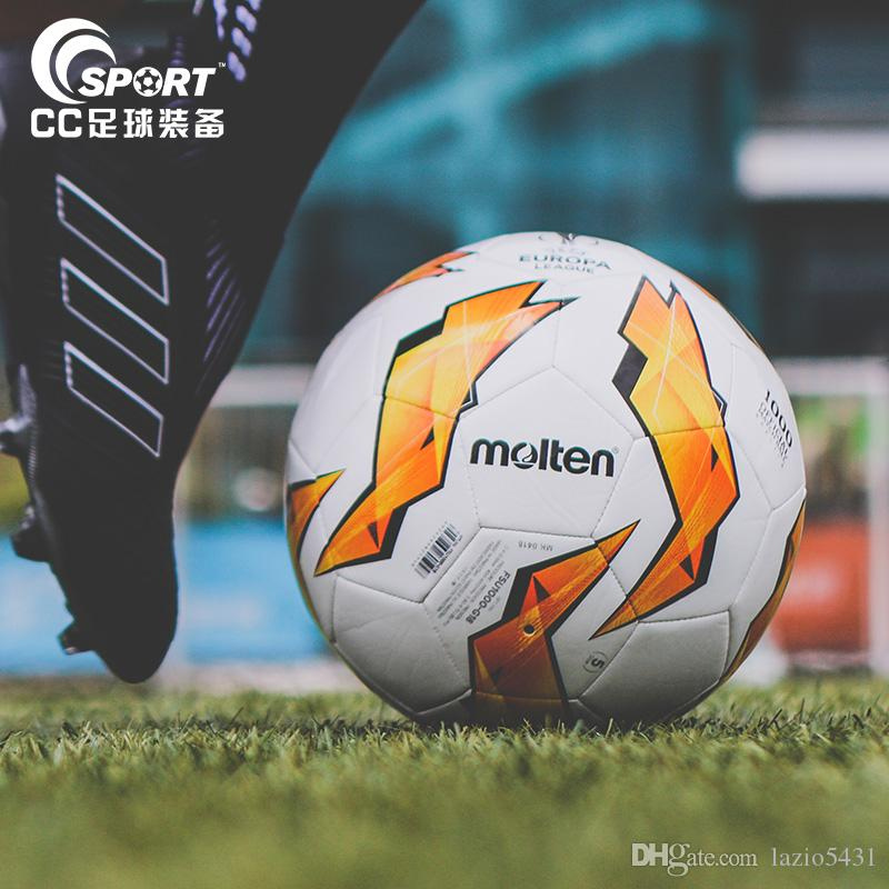 Compre Nuevo Molten Liga De Fútbol De Fútbol Americano 1000 TPU  Entrenamiento De Partido Oficial Balón De Fútbol Tamaño 5 F5U1000 Para  Estudiante A  27.14 ... a5a2fcb8d28be