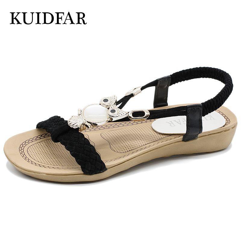 622ef09448ccc7 Kuidfar fashion women sandals summer gladiator shoes ladies jpg 800x800 Ladies  bohemia