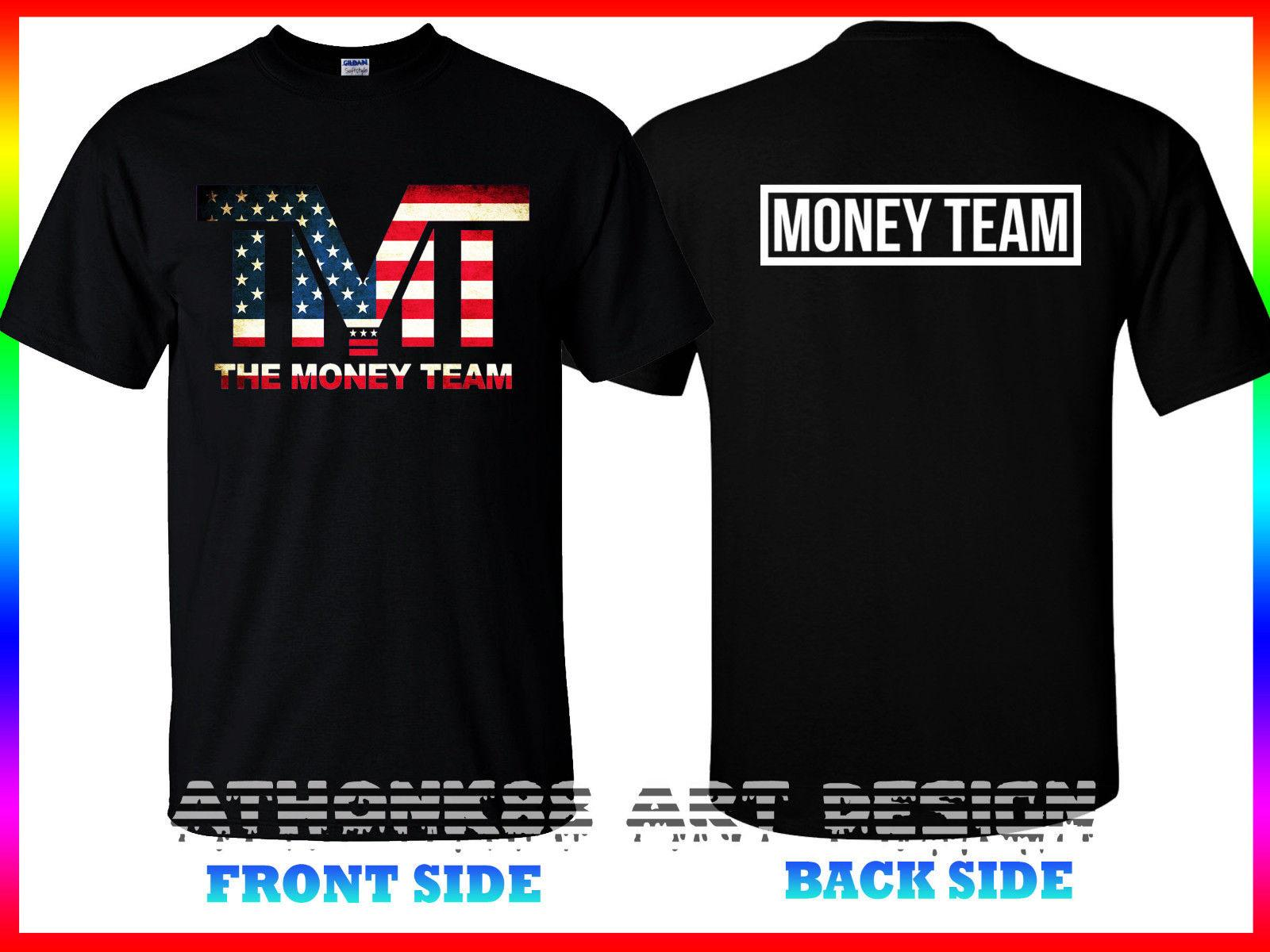 b07e9d441 The Money Team Mayweather U.S.A T SHIRT SIZE S 3XL Tee Shirts Online  Shopping T Shirts Shop Online From Marcusdover, $11.01| DHgate.Com
