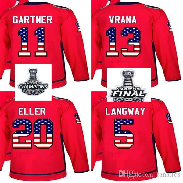 636d73c2c19 2018 Stanley Cup Champions Men Women Kid Washington Capitals USA ...