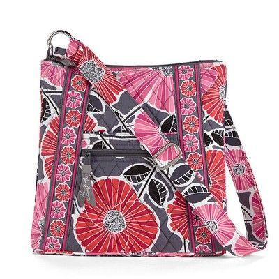 NWT large Hipster Crossbody Shoulder Cross body Bag Purse Messenger