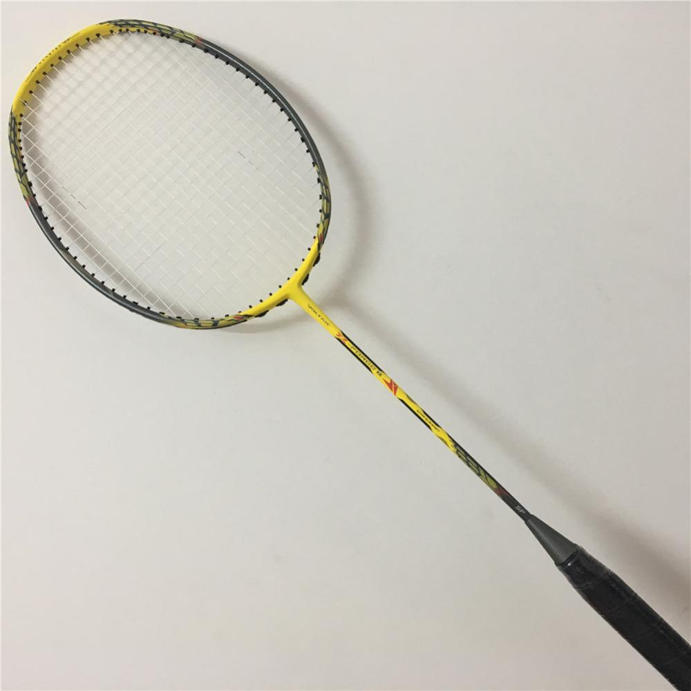 Voltaic ZF II Badminton Racket Padel Racket Nano Padel Racquette Men ... f6042537343