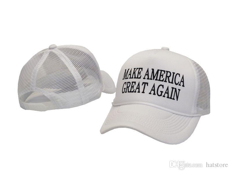 e44d51d73b3 Make America Great Again Hat Donald Trump Republican Snapback Sports Hats  Baseball Caps USA Flag Mens Womens Fashion Cap Wholesale Hats Caps Online  From ...