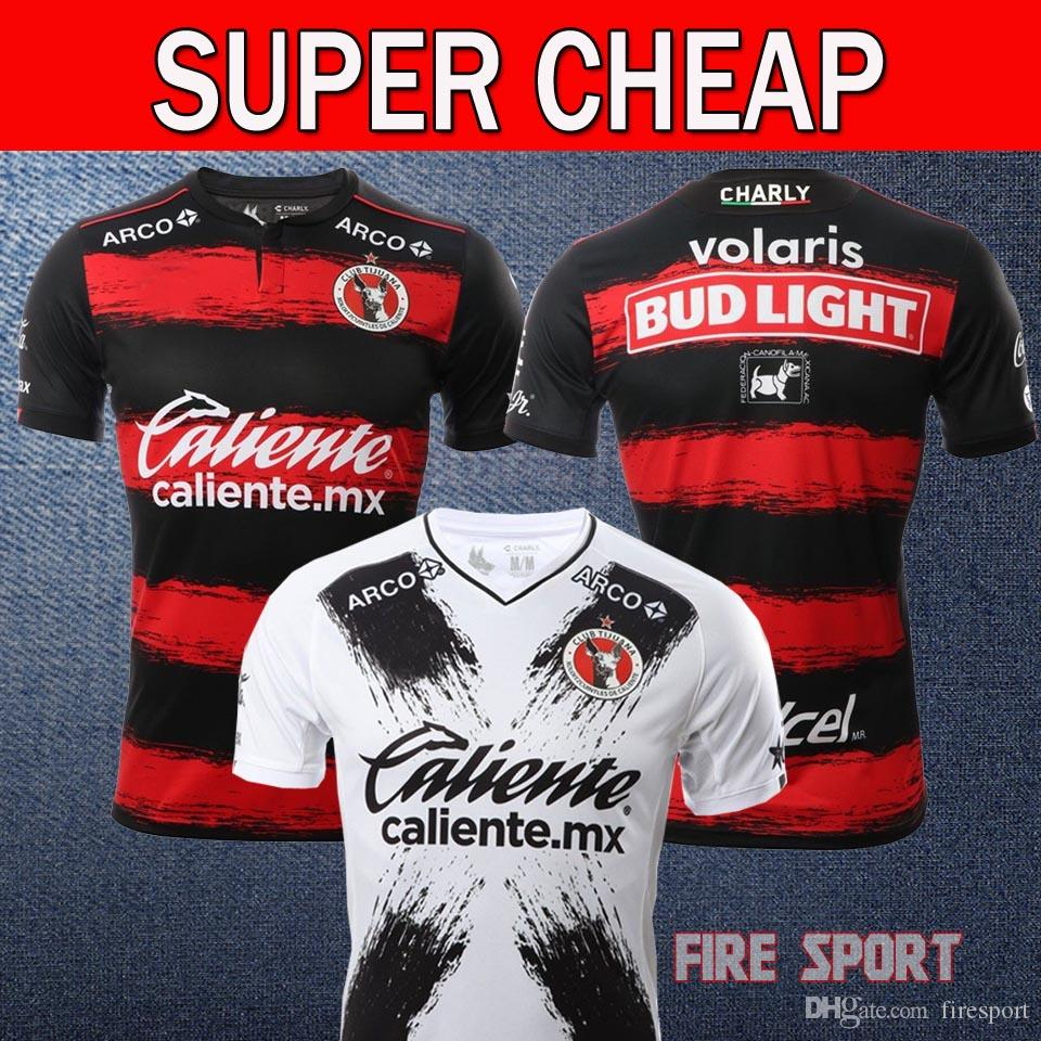 3c03bb8e4 2019 2018 Xolos De Tijuana TOP Quality CHARLY JERSEY AP 18 19 Mexico Club  Tijuana Home Away Soccer Jersey CORONA LUCERO 2019 Football Shirt From  Firesport