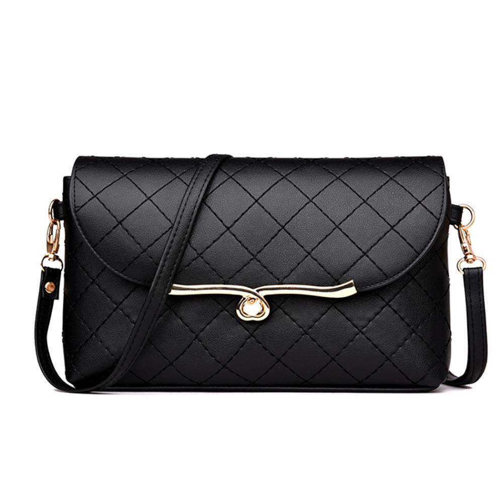 18d15101b083 New Fashion Vintage Women Handbags Chains Messenger Bag Diamond Laice Shoulder  Bags Leather Clutch Bag Crossbody Bags Leather Handbags Handbags On Sale  From ...