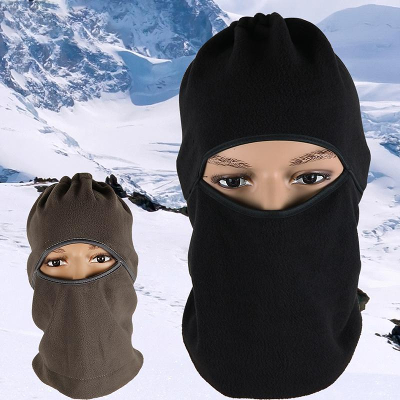 be3133154cb7e4 2019 Warm Winter Ski Hat Bicycle Face Mask Cap Thermal Fleece Cycling  Motorcycle Sports Snowboard Bike Scarf From Gqinglang, $26.63 | DHgate.Com