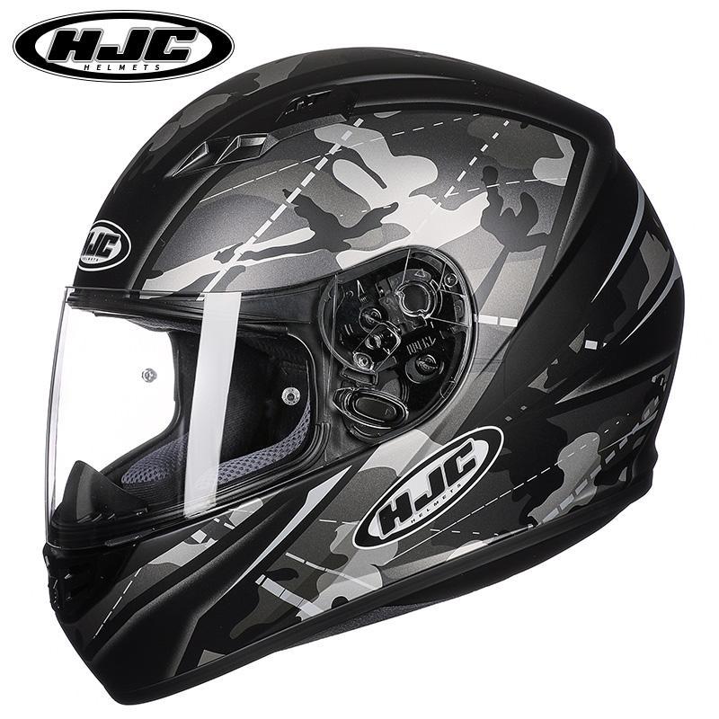 Acheter Hjc Cs 15 Casque De Moto Intégral Homme Femme équipement De