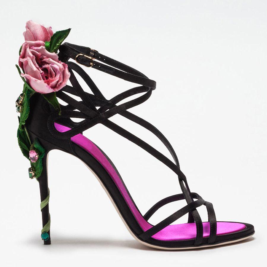 38080ed486895 New rose flower high heel women sandals peep toe cross strap jpg 900x900 Rose  flower heels