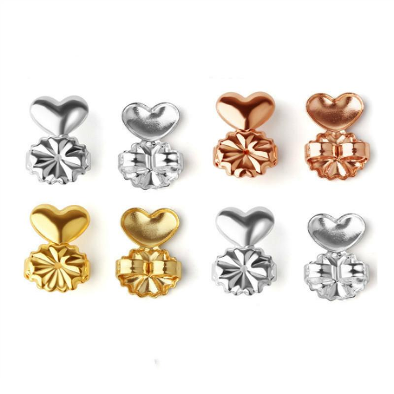 2d4eea79e 2019 New Fashion Magic Bax Earring Backs Support Earring Lifts Fits All  Post Earrings Gold Color / Silver Color Earrings Jewelry Accessories From  ...